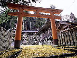 鞆渊八幡神社